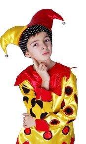 Продам карнавальный костюм Скоморох