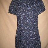 Тонкое джинсовое платье Cap р-рS/P,