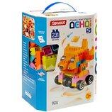 Конструктор ДЕНДИ - 5 коробка 231 дет. 71375. Конструктор для Малышей с Большими Деталями.