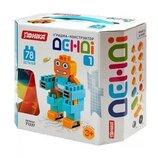 Конструктор ДЕНДИ - 1 коробка 78 дет. 71337. Конструктор для Малышей с Большими Деталями. Юника.
