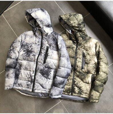 Куртка-Пуховик зимняя унисекс