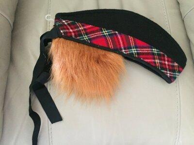 Шотландская шляпа Джимми - 150грн