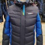 Распродажа остатков Зимняя мужская куртка Reebok .Р-ры 48,50,52,54,56.