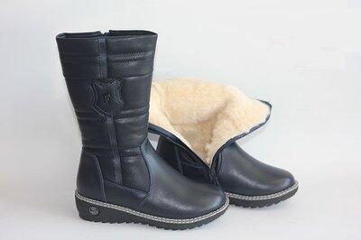 Зимние сапоги, зимние ботинки Фламинго р 33-36. В наличии.