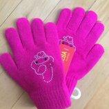 Рукавички перчатки тёплые на 3-5 лет