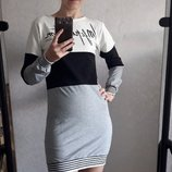 Спортивное платье по типу туника