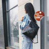 Женский кожаный рюкзак-сумка натуральная кожа реплика Диор AR000001 Кожаные сумки , сумка