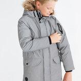 Зимняя светоотражающая куртка Next, 3-16л
