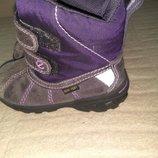 23р.Продам в отличном состорянии,фирменные Ecco,зимние термо сапоги,ботинки.