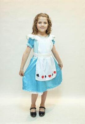 Карнавальный костюм Алиса