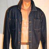 Джинсовый пиджак NEXT р.L р.XL original TUNISIA