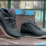 Кожаные зимние кроссовки FILA Зимние ботинки Fila Фила , крепкие, теплые , стильные