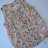 Блуза кофта футболка для девочки 128см primark