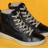 Ботинки ECCO Gore-Tex р.37 стелька 23,5 см