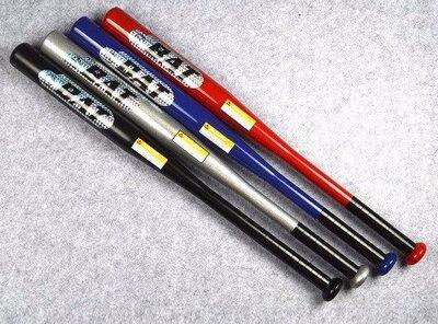 Бейсбольная бита алюминиевая BAT 30 80см