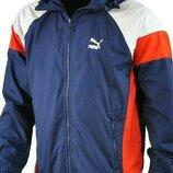 Puma wind jacket куртка ветровка олимпийка s
