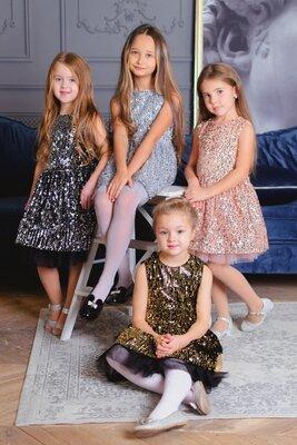 Шикарное нарядное платье Виктория от производителя