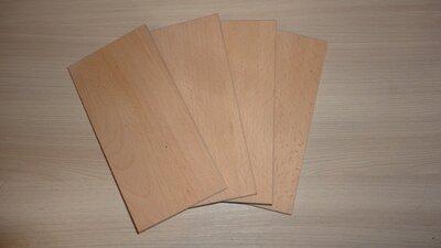 Продано: Заготовка деревянная пластина бук