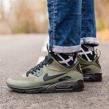 Стильные мужские зимние кроссовки Nike Air Max 90, до -15 41-45