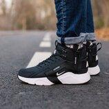 Стильные мужские зимние кроссовки Nike Huarachi Acronym 95, до -20 41-45