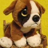 Собака.пес.собачка.песик.мягкая игрушка.мягка іграшка.мягкие игрушки.Keel toys.Baby Adoptables