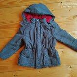 Куртка осінь-внсна 3-5років