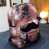 Стильные рюкзаки Космос с усами