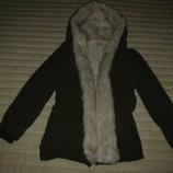 Куртка нова тепла стильна шикарна Іспанія р.ХL