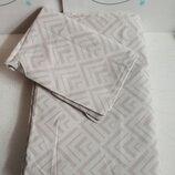 Односпальное постельное белье с рисунком 140х200 50х70 h&m оригинал европа швеция
