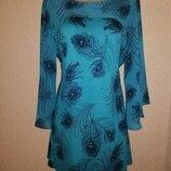 Красивая женская трикотажная кофта, блузка, джемпер 20 р. Anya Madsen Copenhagen