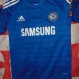 Спортивная футбольная фирменная футболка Adidas. Челси Hazard .м