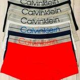 Набор 5 шт. Мужские трусы боксеры Calvin Klein в коробке.