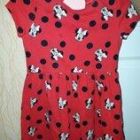 Платье с Минни девочке 2-3 года