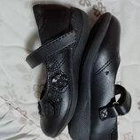 Туфельки для принцессы walkright размер 6 стелька 15см