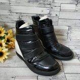 Сникерсы ботинки деми на девочку