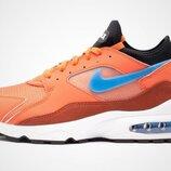 Nike air max 93 кроссовки осень весна лето sneaker найк 45