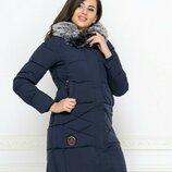 Куртка - пальто Зимнее, Очень Теплое. Размеры 42, 44, 46, 48, 50.