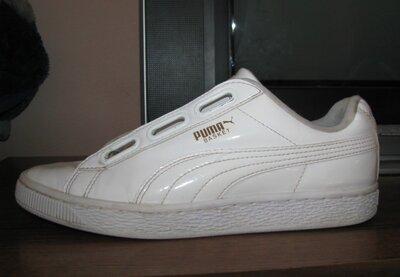 Кроссовки Puma Basket р.37, ст. 23,5 см.