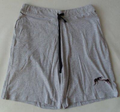 домашние пижамные шорты с карманами