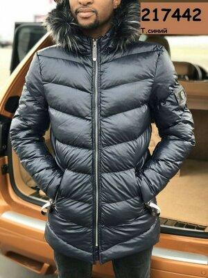 Зимняя мужская куртка, последняя ростовка