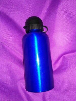 Бутылка алюминиевая