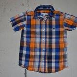 Стильная рубашка Bluezoo 4 года