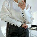 Стильная блузки,2 цвета