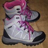 40-26/5 CMP Soft shell waterproof легкие, ботинки зима, не промокают