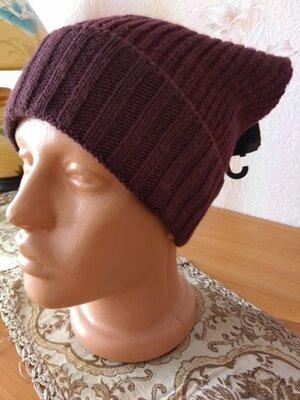 Качественная шапка мужская accessoires б, р. 55-59, Германия
