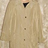 Осенняя куртка р.58-60