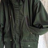 Куртка -парка 54-56 р. XXL