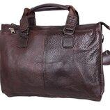 Супер качественный кожаный портфель для ноутбука, сумка для документов