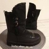 Зимние ботинки для девочки Том М 33, 34, 35, 36, 37, 38р