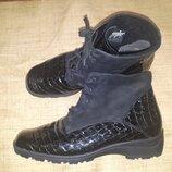 42р-27.5 зима на шерсти ботинки Semler